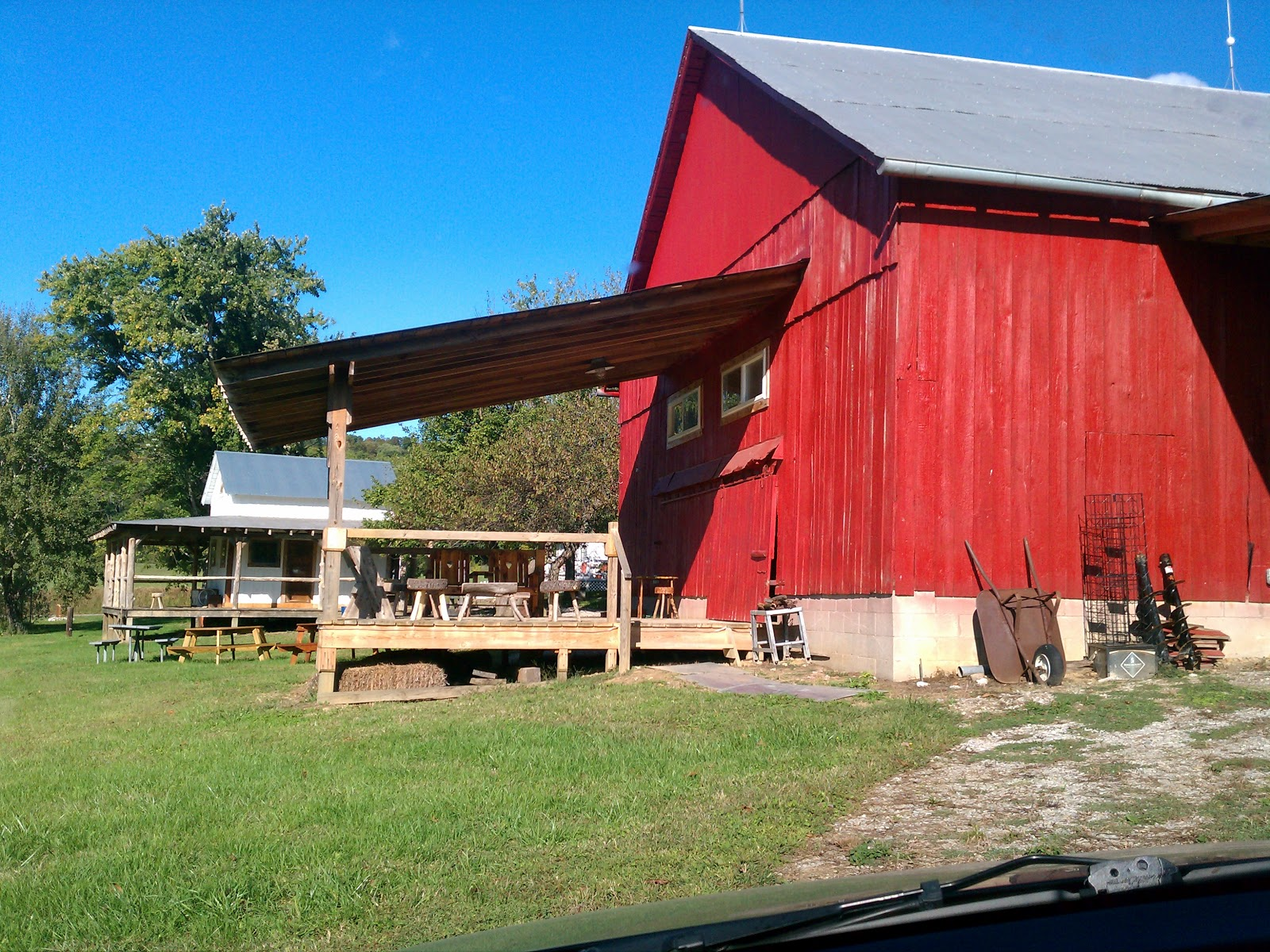 Winery Bed And Breakfast In Evansville Indiana