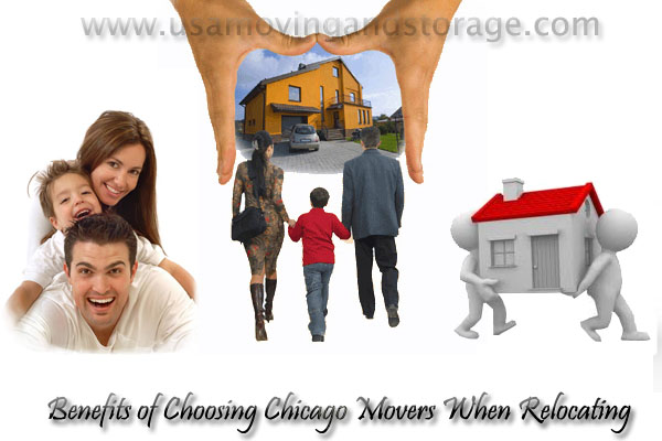 Benefits of Choosing Chicago Movers
