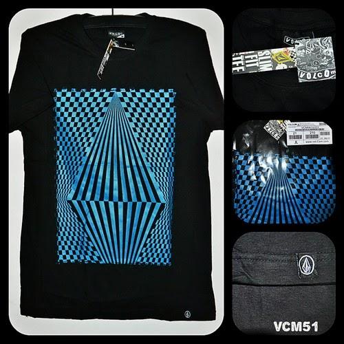 Kaos Surfing Volcom Kode VCM51