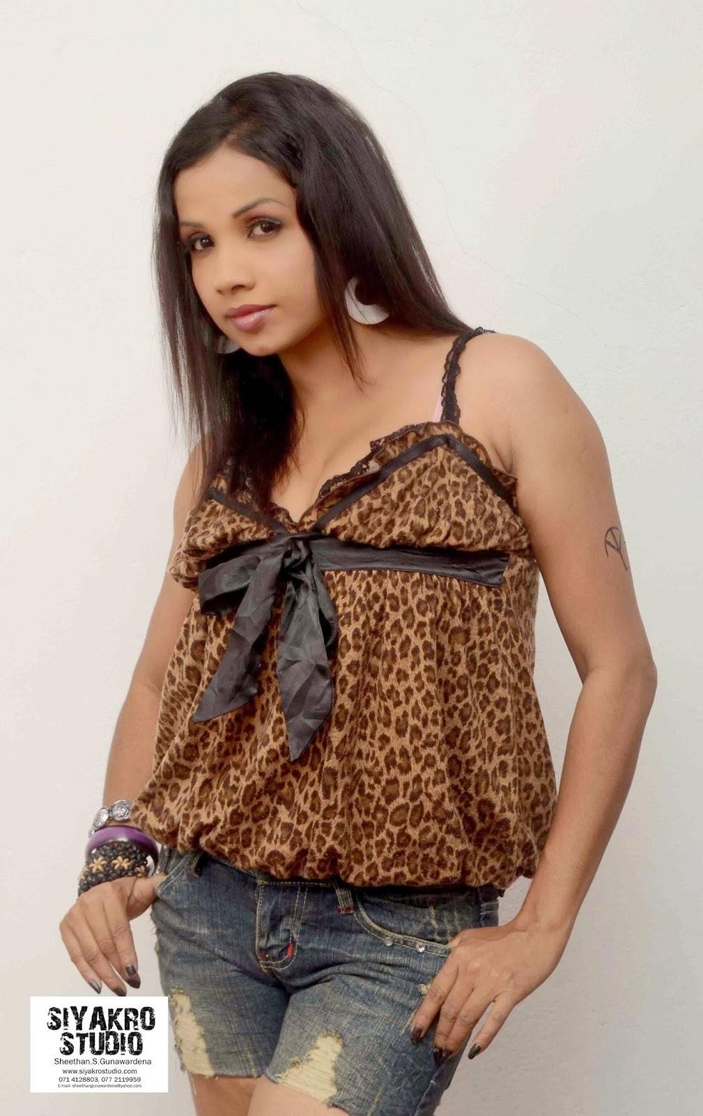 Sri Lankan Hot Actress And Models