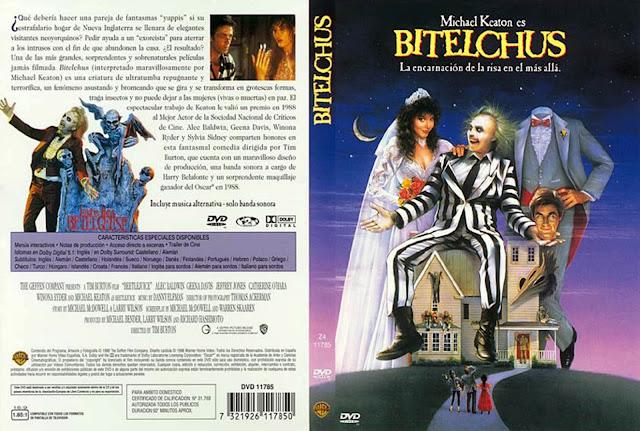Bitelchus Dvd