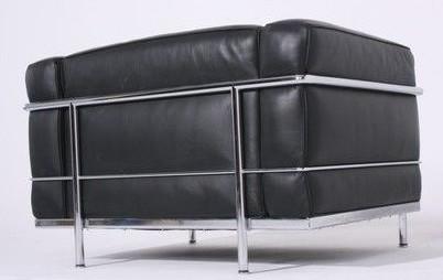 Mobilier de designer le blog fauteuil le corbusier authentique occasion - Fauteuil design occasion ...