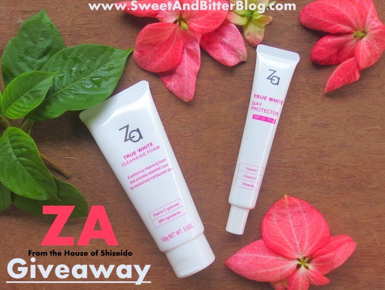 Enter the Exciting Giveaway