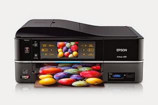 Epson Artisan 835 Printer Driver Download
