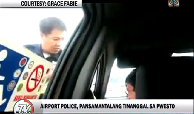 NAIA Police vs Taxi Driver Updates: Police Officer Now Temporarily Suspended