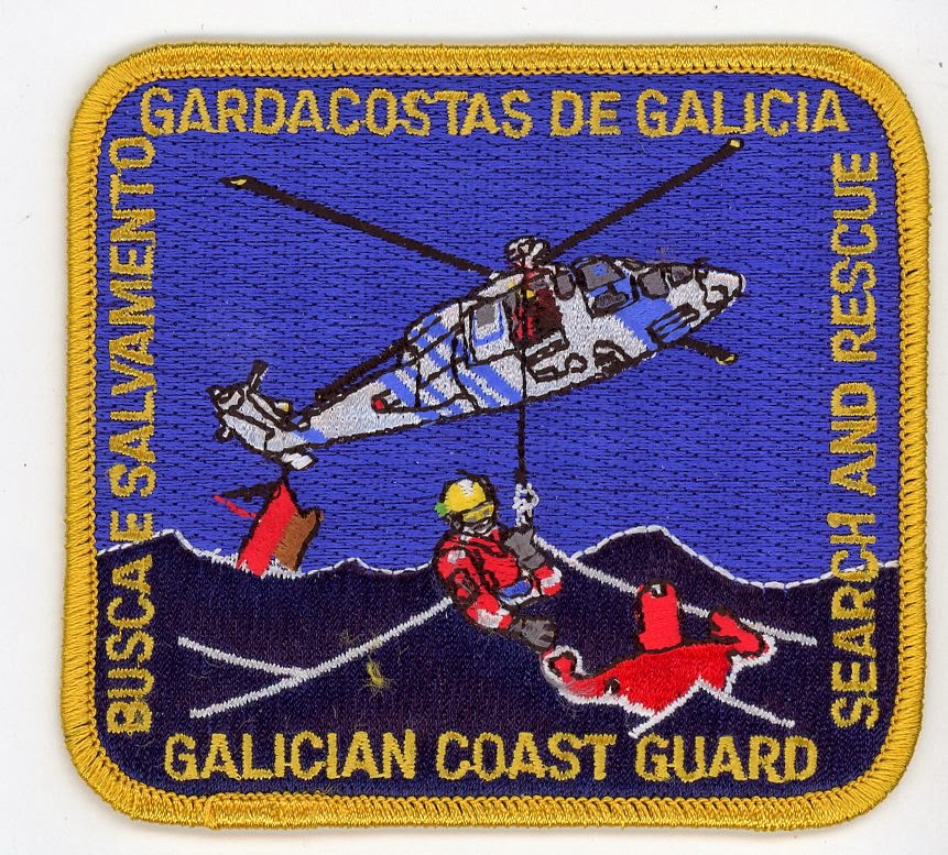 Galician Coast Guard 2013
