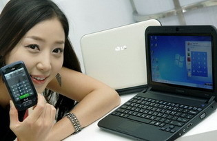 LG X170 Netbook comes with Bluetooth 3.0 and SmartPOP features