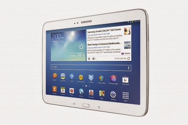 Daftar Harga Samsung Galaxy Tab Update Terbaru 2014