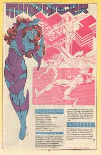 Danza Mental (ficha dc comics)