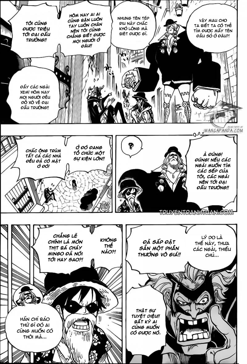 One Piece chap 702