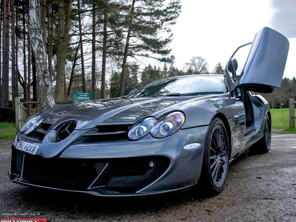 Mercedes SLR McLaren MSO Edition