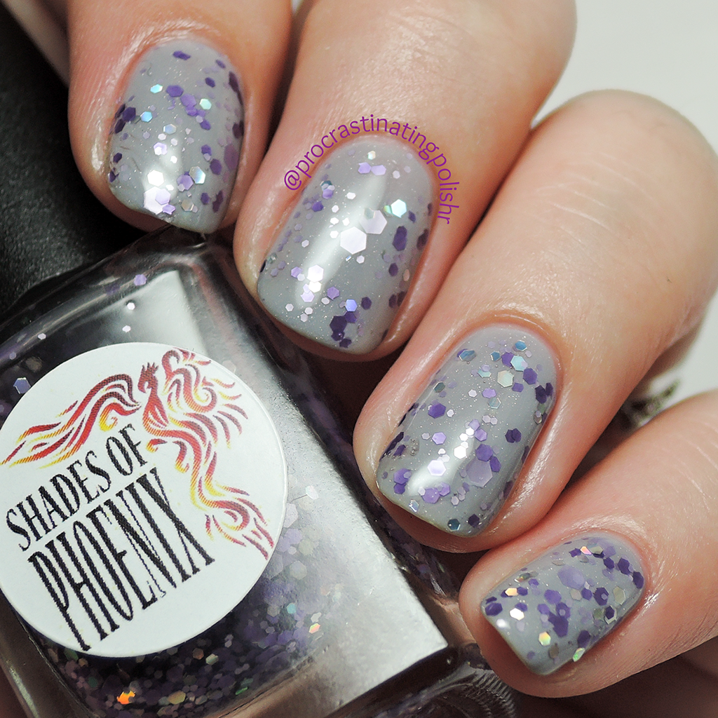 Shades of Phoenix - Lavender Fields | Sparkling Simplicity collection