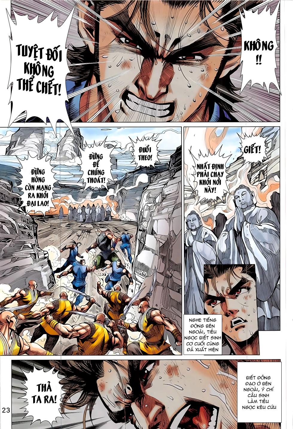Thần Chưởng trang 23