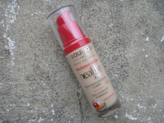 BOURJOIS Healthy Mix makeup, vanilla