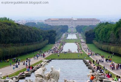 Palace of Caserta Itali