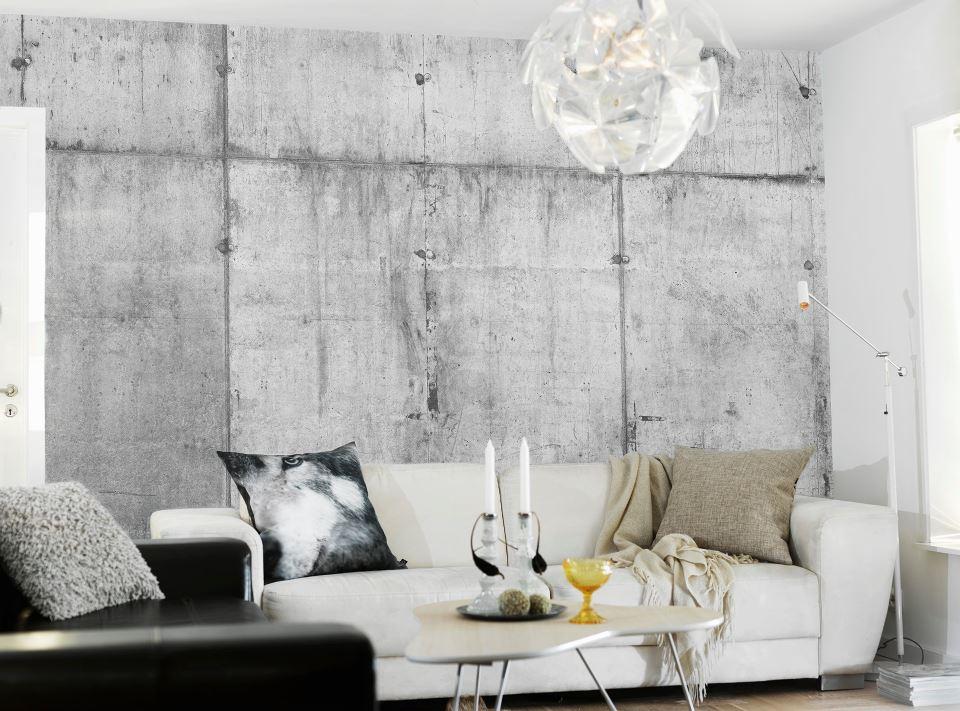 Concrete Wallpaper Collection By Tom Haga