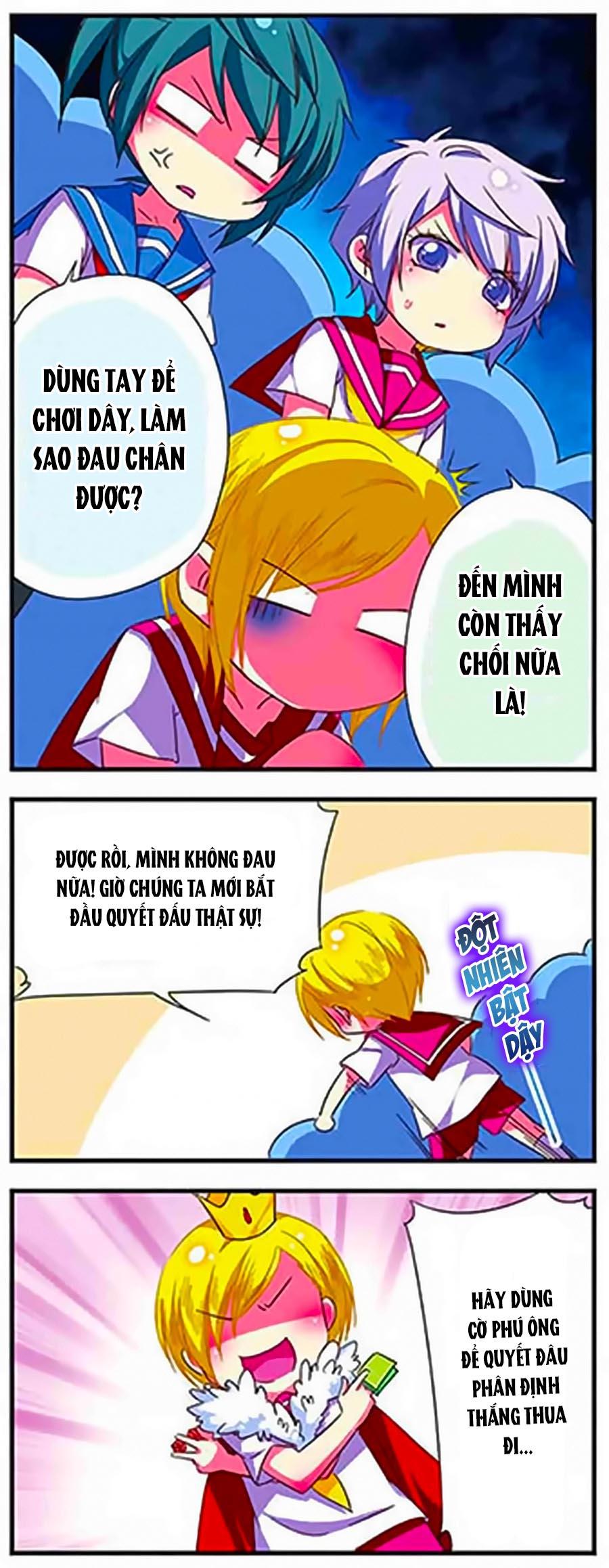 Manh Tam Quốc Chap 108 - Next Chap 109