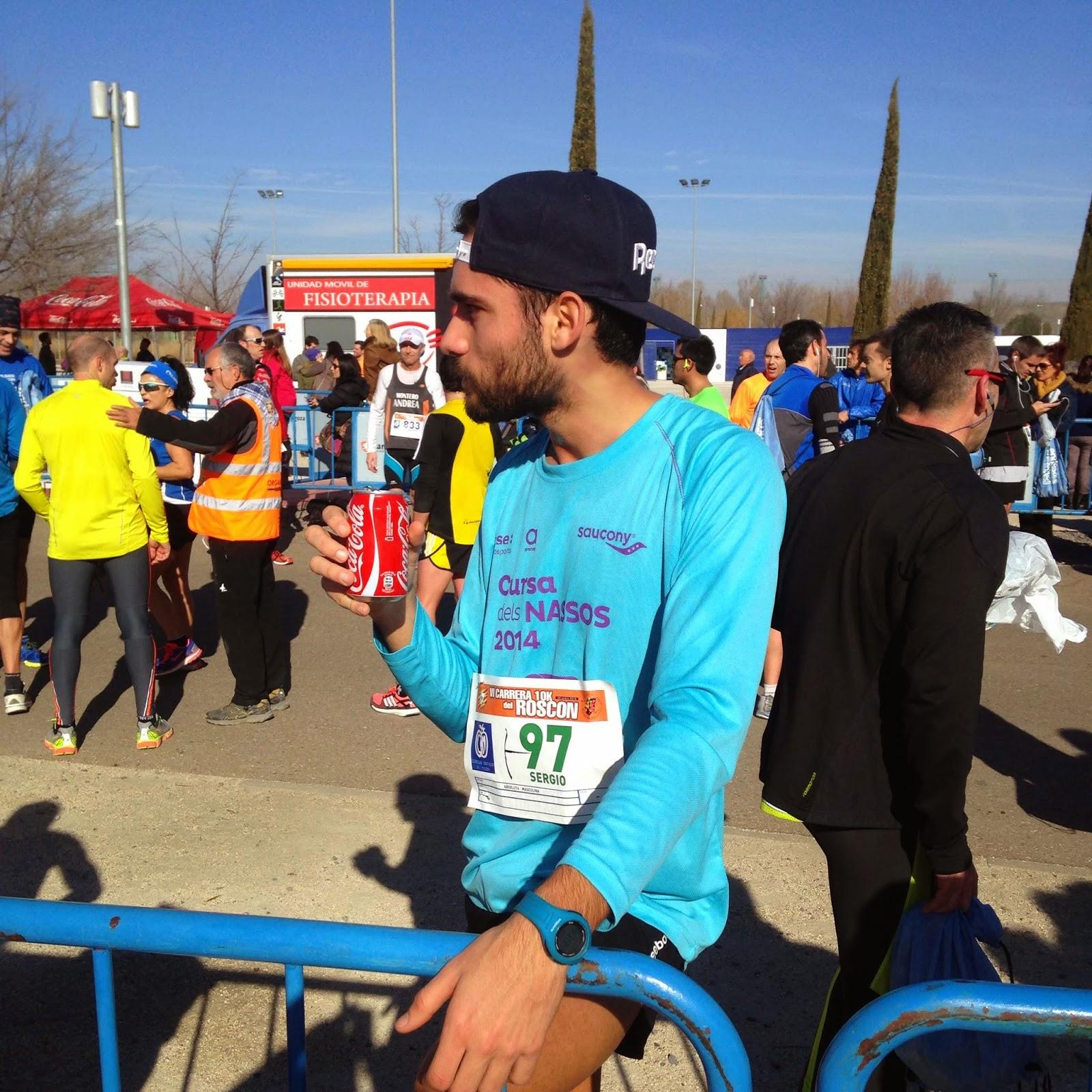 carrera 10k roscon zaragoza cocacola