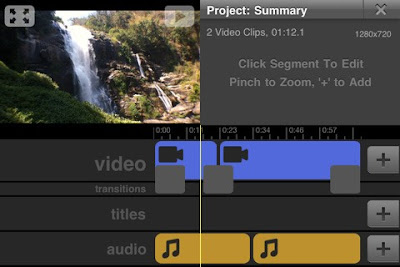 Vimeo aplikacija za iOS (iPhone 3GS i iPhone 4, iPod Touch 4th gen, iPad 2)