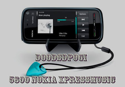 How my Nokia 5800 XpressMusic mobile phone said goodbye