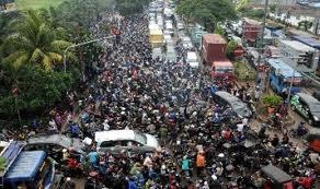 ganjil genap mengatasi Kemacetan lalu lintas