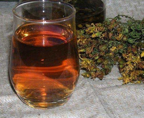 монастырский чай от грибка и паразитов