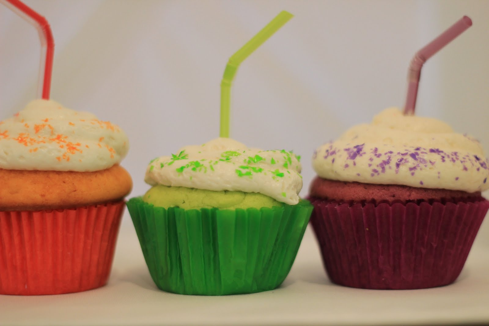Cupcakes Made With Soda