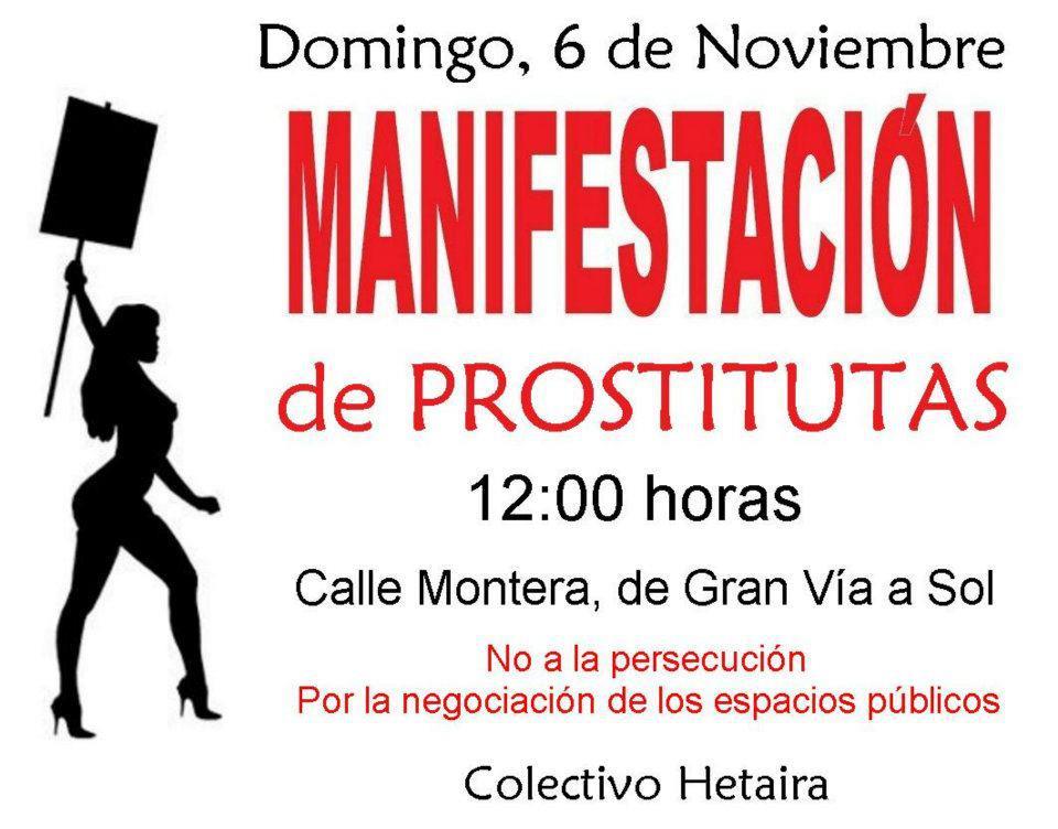 manifestacion prostitutas prostitutas universitarias sevilla