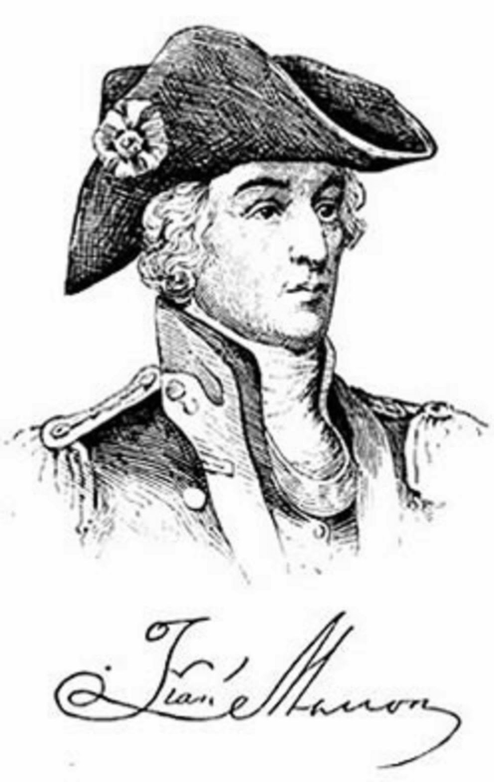 francis marion the american revolution hero Francis marion (c 1732 – february 27, 1795) was a military officer who served in the american revolutionary war.