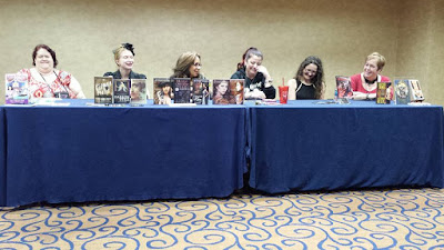 #AADATL2015 Authors After Dark Atlanta