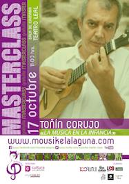 """""""Master Class Toñín Corujo"""" '"""