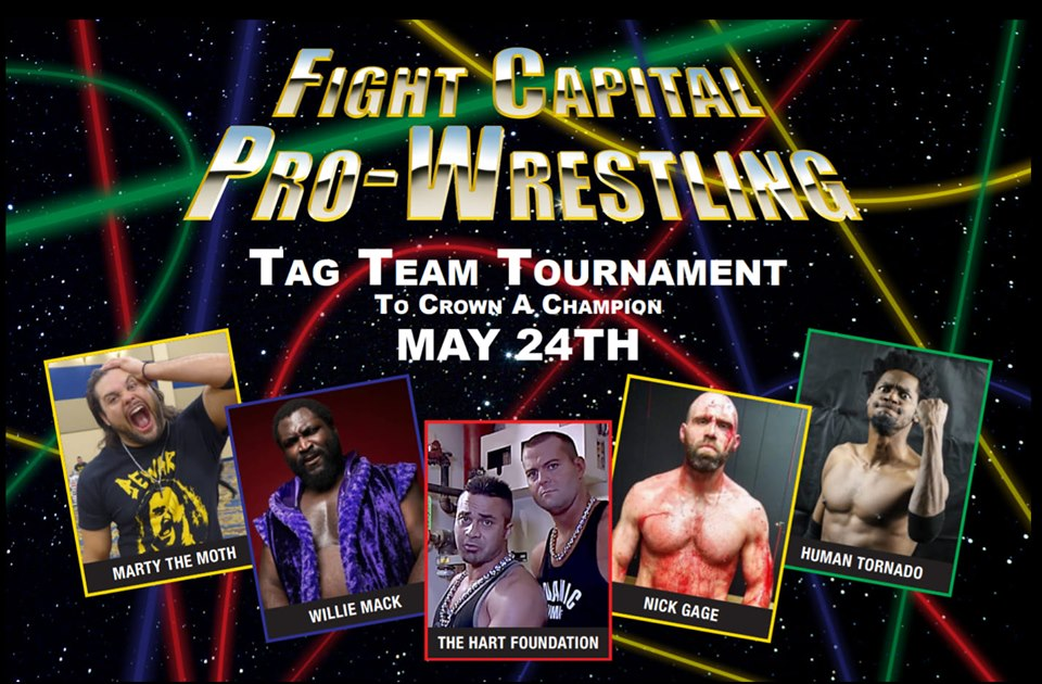 Fight Capital Wrestling