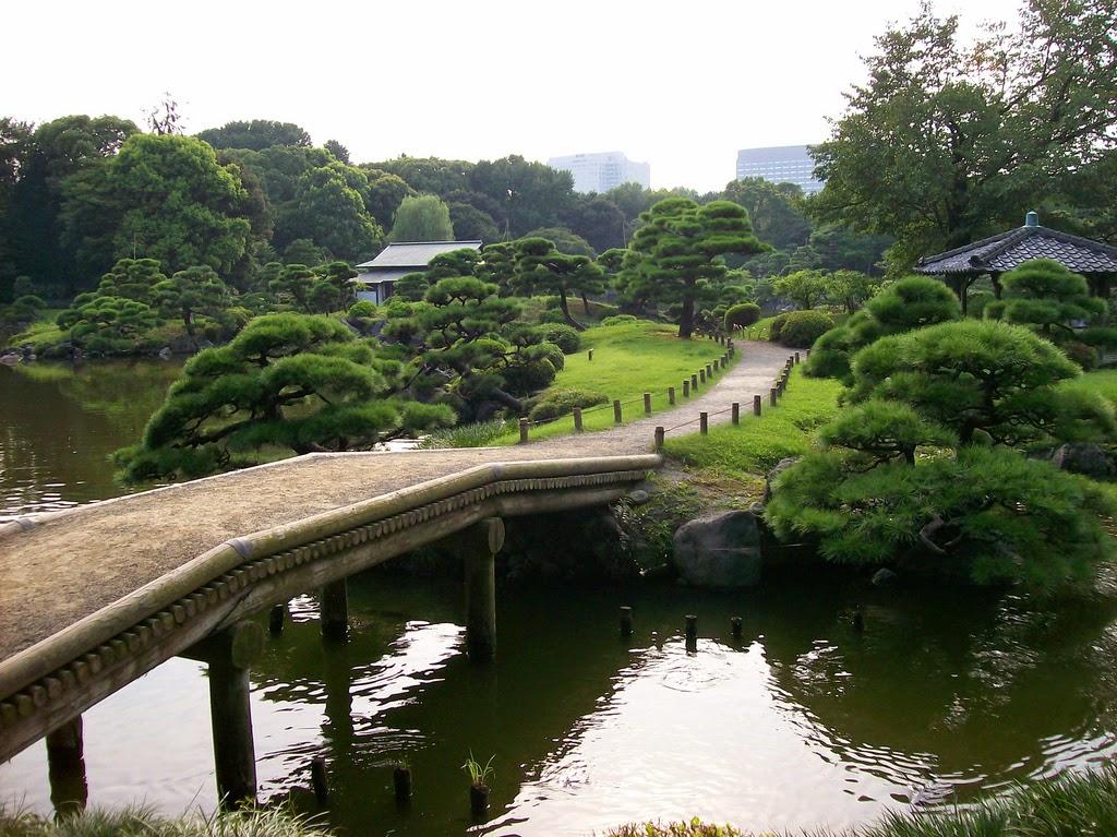 Jardines Kiyosumi Teien