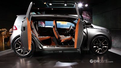 2010 Detroit Auto Show: GMC Granite Concept