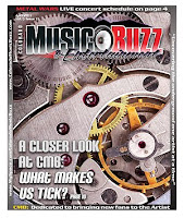 Colorado Music Buzz Magazine  April 2011