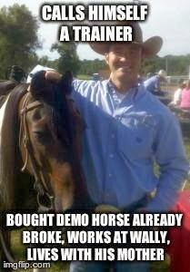 justinmundts shame in the horse show ring horse trainer memes, the new way to