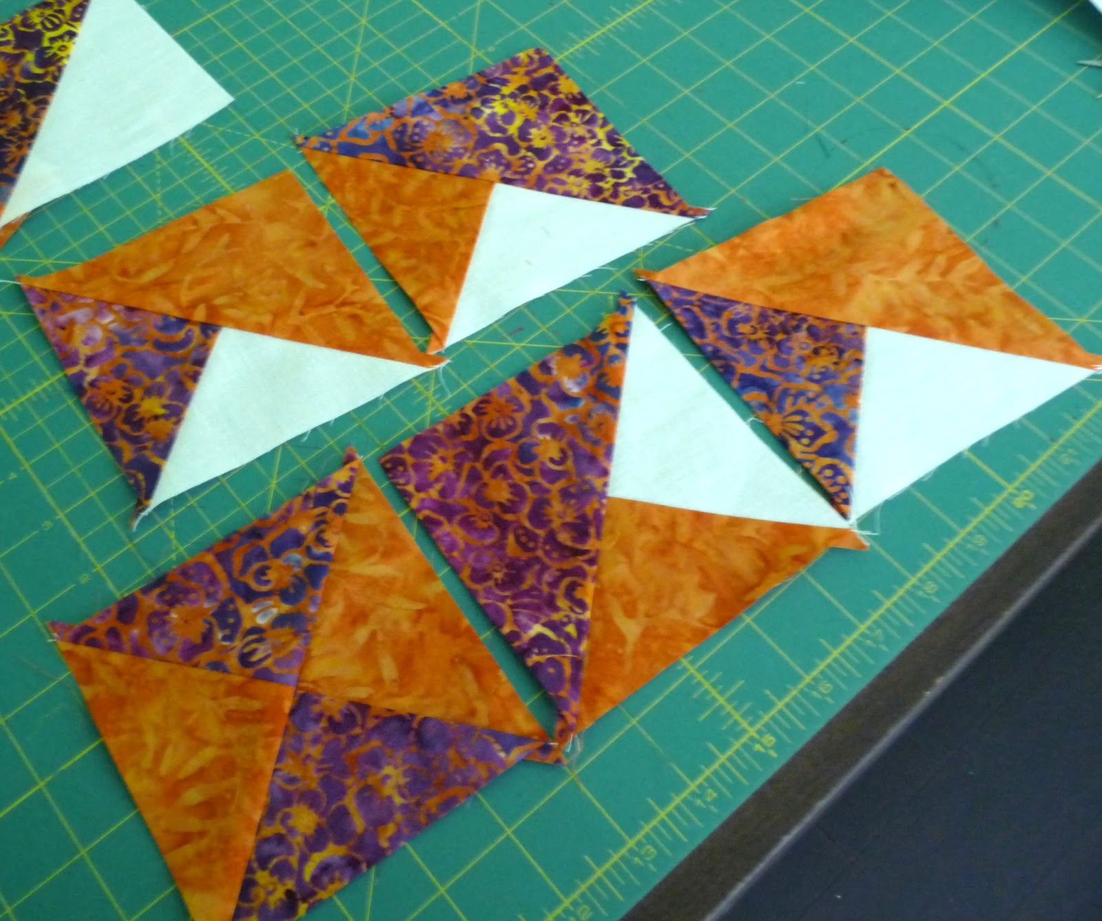 Handmadewhimzy Blog  Card Trick Quilt Block Tutorial