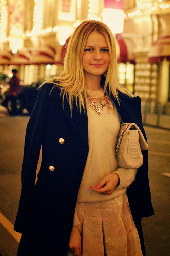 Модный блоггер Ирина Павлова