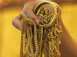 Kenapa emas haram untuk laki-laki