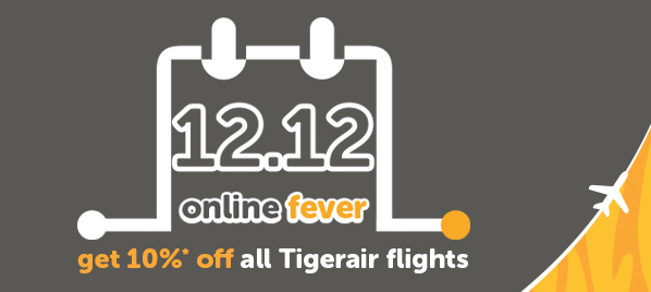 虎航 雙十二【9折優惠碼】,來回連稅-香港飛峇里$1,647、馬爾代夫$2,311,優惠至12月15日。