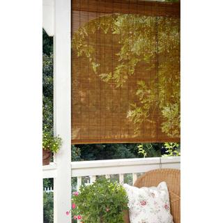 Bamboo Matchstick Window Blinds2