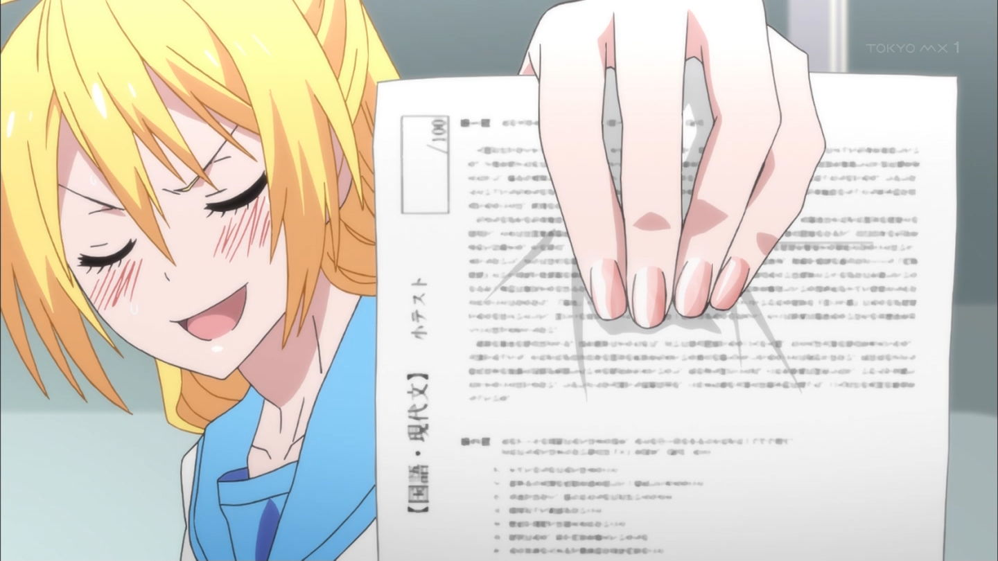 Nisekoi: Season 2 Episode 1 Subtitle Indonesia