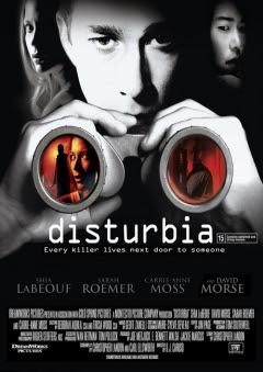 Paranoia (Disturbia) Poster
