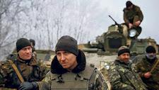 Ukrainische Soldaten und Separatisten fordern gemeinsam die 5-Tage-Woche