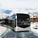 Karda Metrobüs Sürme Oyunu