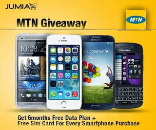 MTN Phone Offers, Free MB