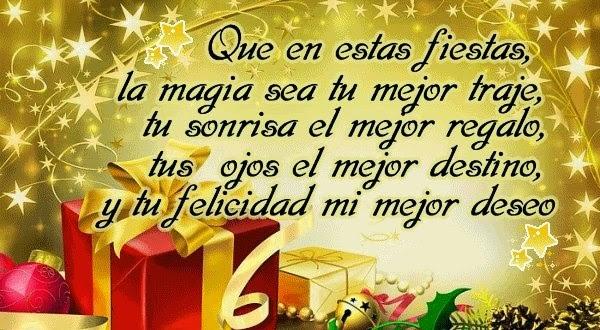 Feliz Navidad Queridos Amigos