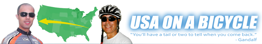 USA on a Bicycle
