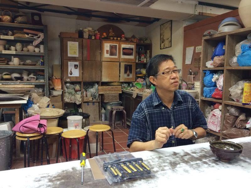 Tvak : Residential Art Studios: Boon Pottery - Unique Singapore ! An ...