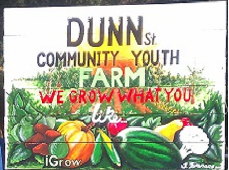Dunn Street iGrow Youth Farm